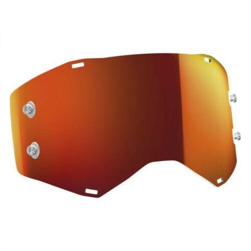Scott Prospect Szemüveglencse (Narancs tükrös)