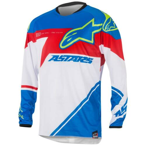 Alpinestars Racer Supermatic Cross Mez