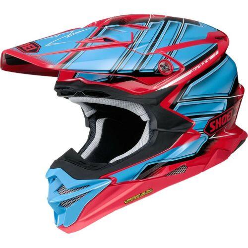 Shoei VFX-WR Glavie Motocross Bukósisak (4 szín)
