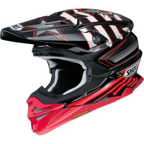 Shoei VFX-WR Grant3 Motocross Bukósisak (3 szín)