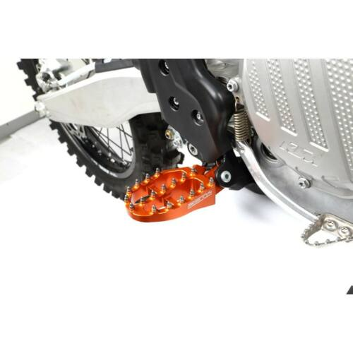 Zeta Lábtartó KTM Motorokhoz 2017-től