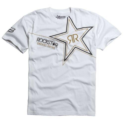 Fox Rockstar Golden Rövid Ujjú Póló