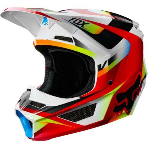 Fox V1 MOTIF MVRS Motocross Bukósisak