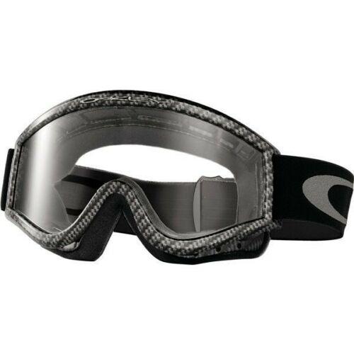 Oakley L-Frame OTG Carbon Motocross Szemüveg, Szemüvegeseknek