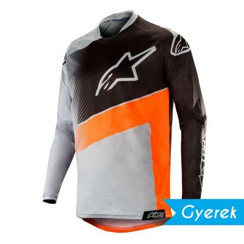 Alpinestars Racer Supermatic Gyerek Motocross Mez