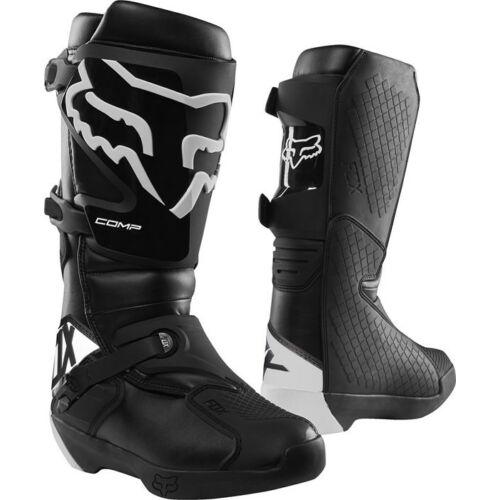 Fox Comp Motocross Csizma (Fekete)