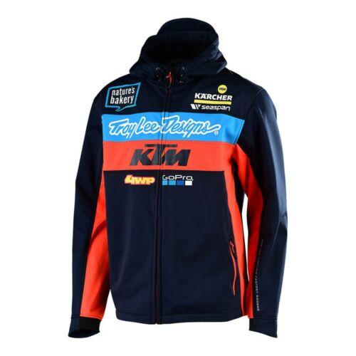 TLD Team KTM Kapucnis Pit Dzseki