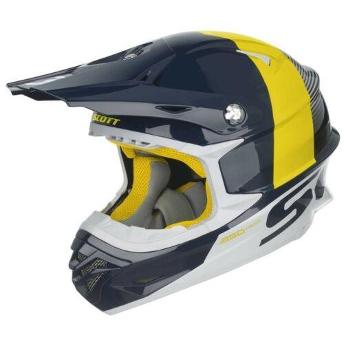 Scott 350 Pro Track Motocross Bukósisak