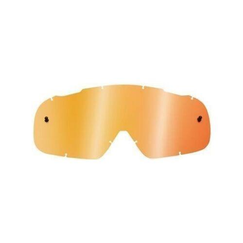 Fox AirSpc Tükrös Szemüveg Lencse (Narancs)