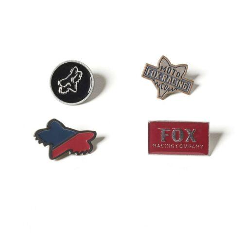 Fox Kitűző Készlet