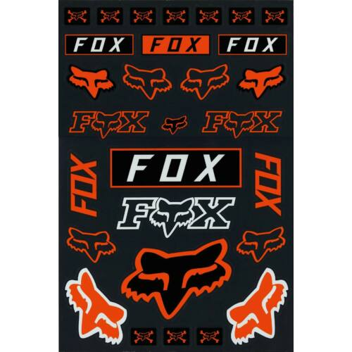 Fox Legacy Track Pack Matricaszett