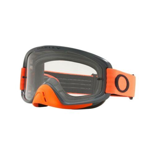 Oakley O-Frame 2.0 Gunmetal Motocross Szemüveg