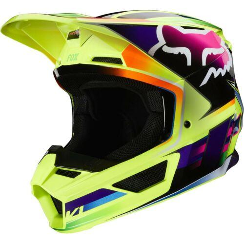 Fox V1 Gama MVRS ECE Motocross Bukósisak