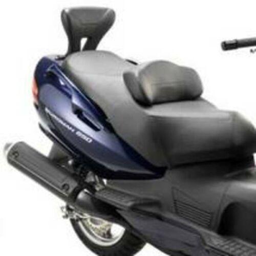 Givi Háttámla Suzuki 650 Burgman