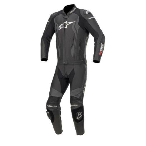 Alpinestars GP Force Kétrészes Bőrruha (Fekete)