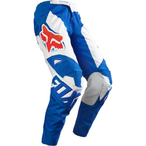 Fox 180 Race Motocross Nadrág (Kék)