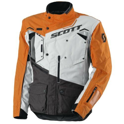 Scott Dualraid TP Túramotoros Kabát (Narancssárga)