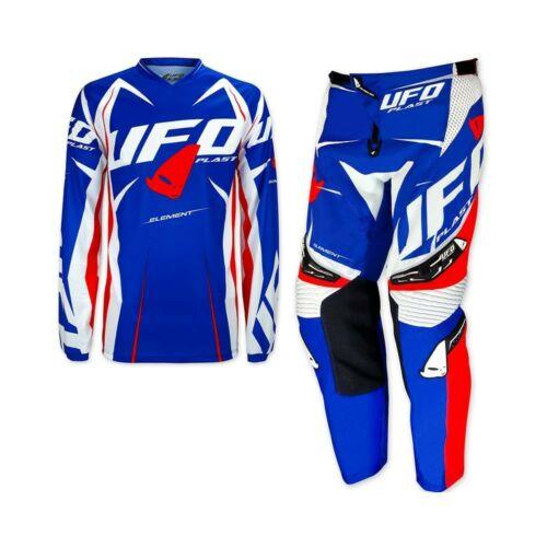 UFO Element Motocross Ruhaszett (Kék-piros)