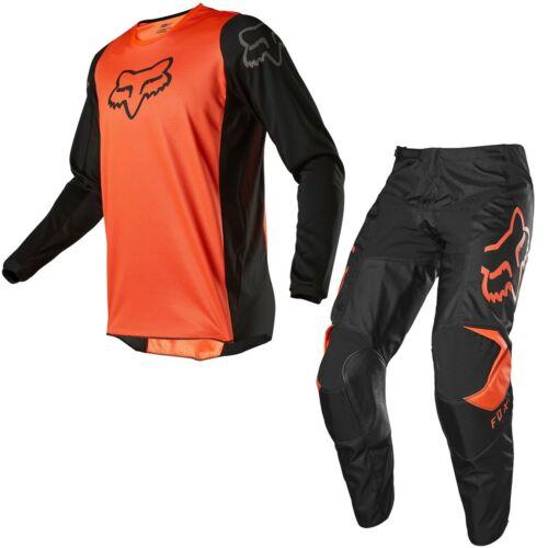 Fox 180 Prix Motocross Ruhaszett (Fluo narancs)