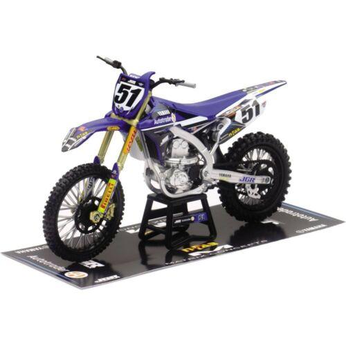 Yamaha JGR MX Justin Barcia Makett (1:12)