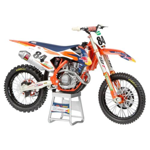 KTM 450SX-F Jeffrey Herlings Makett (1:12)