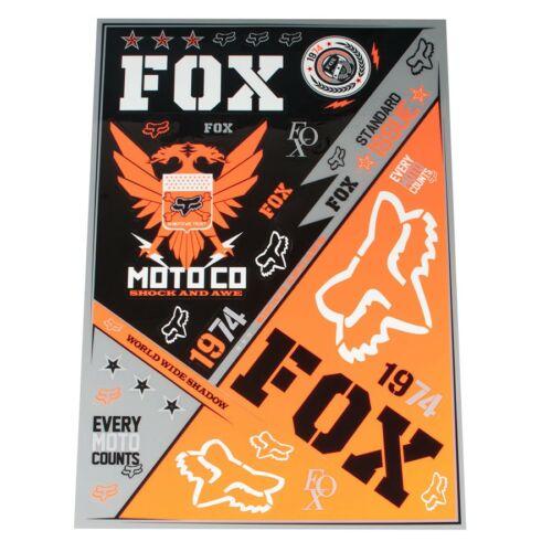 Fox Covert Matricaszett