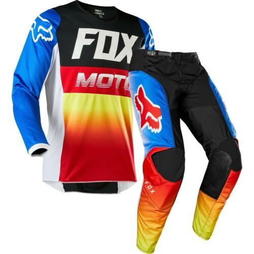 Fox 180 Fyce Gyerek Motocross Ruhaszett