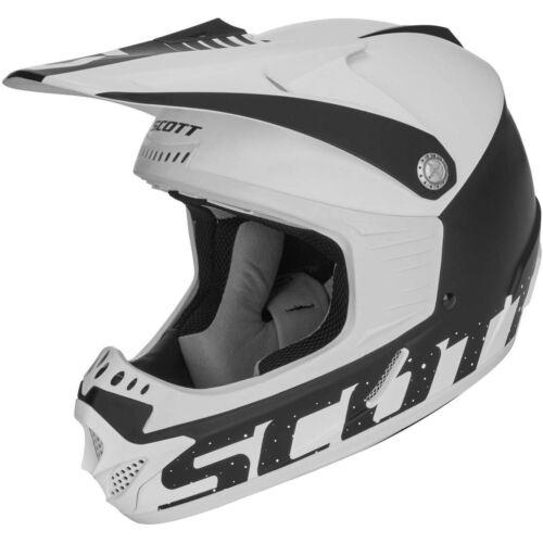 Scott 350 Pro Gyerek MX Bukósisak (Fehér)