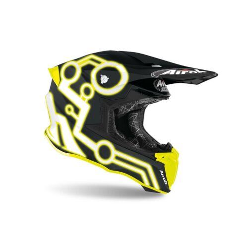 Airoh Twist 2.0 Neon MX Bukósisak