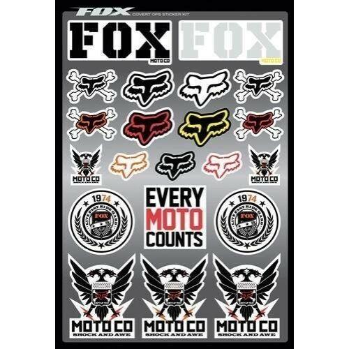 Fox Matricaszett