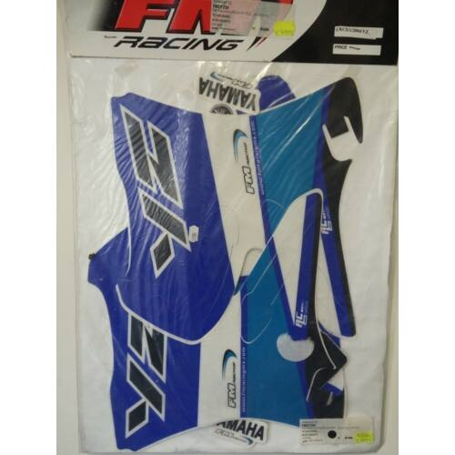 FM Racing Tank Dekor Kit