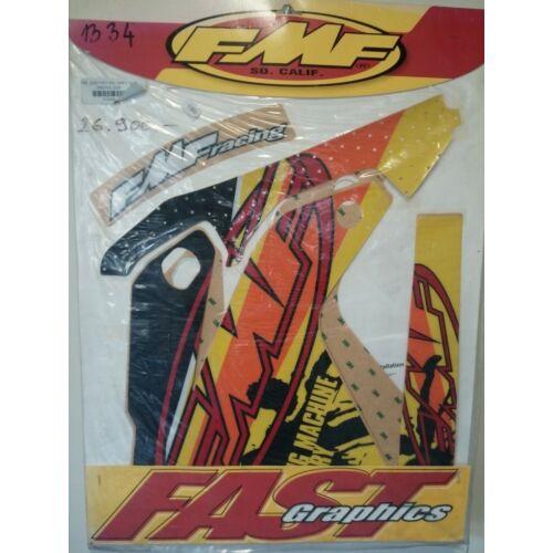 FMF Fast Graphics Dekor Kit (RMZ450)
