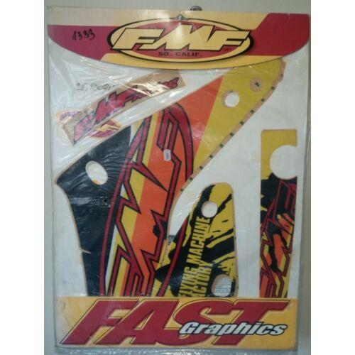 FMF Fast Graphics Dekor Kit (RMZ250)