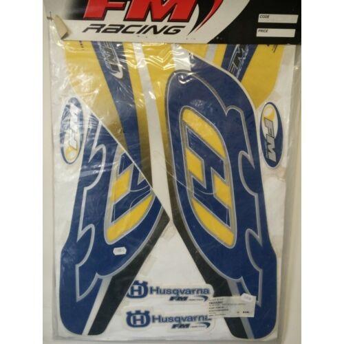 FM Racing Husky 4T Dekor Kit Üléshuzattal