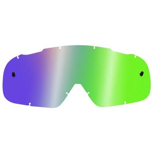 Fox AirSpc Tükrös Szemüveg Lencse (Zöld)