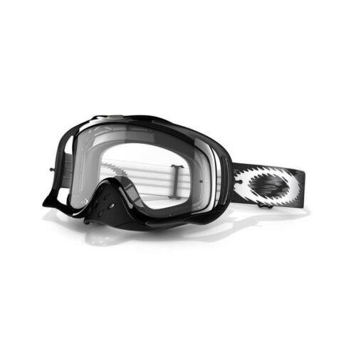 Oakley Crowbar MX Jet Black Speed Szemüveg
