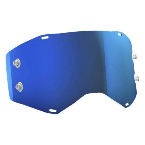 Scott Prospect Szemüveglencse (Kék-tükrös)