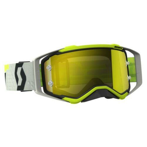 Scott Prospect Motocross Szemüveg (Fekete-Sárga)