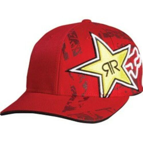 Fox Rockstars Tonic Flexfit Baseball Sapka