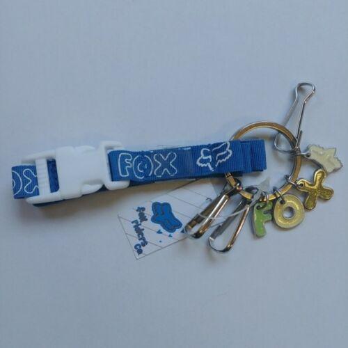 Fox Női Nyakba Akasztós Kulcstartó